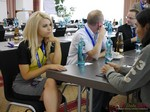 Speed Networking among Dating Industry Executives  at the 11th Annual European Union iDate Mobile Dating Business Executive Convention and Trade Show
