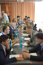 Speed Networking Among Dating Industry Executives  at the 2014 Köln Euro Mobile and Internet Dating Expo and Convention