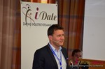 Clive Ryan, Regional Business Development Manager for Facebook  at the 11th Annual European Union iDate Mobile Dating Business Executive Convention and Trade Show