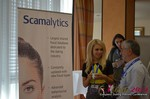 Exhibit Hall, Scamalytics Sponsor  at the 2014 Euro Internet Dating Industry Conference in Köln