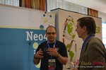 Exhibit Hall, Neo4J Sponsor  at the 2014 Euro Internet Dating Industry Conference in Köln