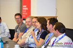 Final Panel of Dating Industry CEOs and Thought Leaders  at the September 8-9, 2014 Koln E.U. Internet and Mobile Dating Industry Conference