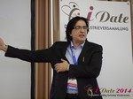 Francesco Nuzzolo, France Manager for Dating Factory  at iDate2014 Koln