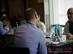 Lunch  at the 2014 E.U. Online Dating Industry Conference in Koln
