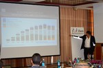 Michael Ruel, CEO of Traffic Partner  at the September 7-9, 2014 Mobile and Internet Dating Industry Conference in Koln