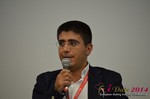 Can Iscan, VP Business Development at Neomobile / Onebip  at the September 8-9, 2014 Koln E.U. Internet and Mobile Dating Industry Conference