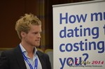 Martin Thor, Sales Manager of Mobile Entertainment at Dimoco  at the 2014 European Union Online Dating Industry Conference in Köln