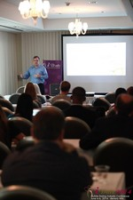 Alex Kirkpartrick, Co-Founder of BeehiveID On Social Graphs For Engaging Mobile Users at the 38th iDate2014 Beverly Hills