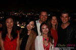 Hollywood Hills Party at Tais for Online Dating Industry Executives  at the 38th Mobile Dating Industry Conference in L.A.