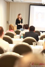 Jill James, COO of Three Day Rule Seminar On Partnership Models For Dating Leads To Online Dating at the June 4-6, 2014 Beverly Hills Internet and Mobile Dating Business Conference