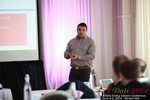 Justin Smith, Director Of Business Development at Cake Marketing at iDate2014 Beverly Hills