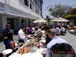 Lunch at the 38th Mobile Dating Industry Conference in L.A.