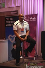 Nigel Williams, VP at Adxpansion On Best Strategies For Online Dating Conversions at the 2014 Online and Mobile Dating Business Conference in Beverly Hills
