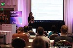 Rosalie Sutherland, Director Of Mobile Marketing at AnastasiaDate Discussing Mobile Dating Conversions  at the 2014 L.A. Mobile Dating Summit and Convention