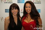 Julie Spira & Carmelia Ray  at the January 15, 2014 Internet Dating Industry Awards Ceremony in Las Vegas