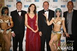 Dating Factory & RedHotPie Execs  at the January 15, 2014 Internet Dating Industry Awards Ceremony in Las Vegas