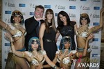 Luxury Excursions  in Las Vegas at the 2014 Online Dating Industry Awards