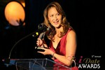 Award accepted on behalf of Caroline Brealey (Winner of Best Matchmaker) at the 2014 iDateAwards Ceremony in Las Vegas
