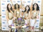 The iDate Dancers at the 2014 Las Vegas iDate Awards