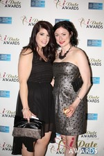 Friends Meet  at the January 15, 2014 Internet Dating Industry Awards Ceremony in Las Vegas