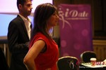 Deanna Lorraine & Max Trypp Kramer at the January 14-16, 2014 Las Vegas Online Dating Industry Super Conference