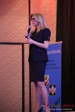 Dr. Wendy Walsh - Reporter @ CNN at the 2014 Internet Dating Super Conference in Las Vegas