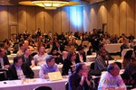 Audience at Final Panel Debate at the 11th Annual iDate Super Conference