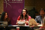 Marian Avgitidis - Matchmaker & Dating Coach Panel at the 11th Annual iDate Super Conference