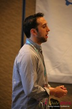 Scott Valdez - CEO Virtual Dating Assistants at the January 14-16, 2014 Las Vegas Internet Dating Super Conference