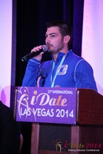 Steve Dakota Happas - Moderator of Dating Affiliate Marketing Panel at the January 14-16, 2014 Las Vegas Internet Dating Super Conference