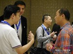 Business Networking  among C-Level Dating Industry Executives at the 2015 China China Mobile and Internet Dating Expo and Convention