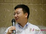 Jason Tian - CEO of Baihe at iDate2015 China
