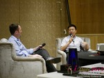 OPW Interview with Jason Tian - CEO of Baihe at the 41st International China iDate Mobile Dating Business Executive Convention and Trade Show