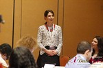Leila Benton-JonesRachel MacLynn - State of the Matchmaking Business Panel at the 40th International Dating Industry Convention