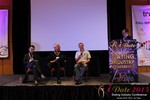 Dating Technology and Behavioral Trends Panel - Michael McQuown, Dr David Buss, Dan Winchester and Mark Brooks at the January 20-22, 2015 Las Vegas Online Dating Industry Super Conference