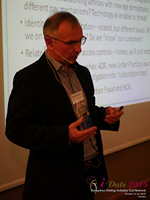 George Kidd Chief Executive From The Online Dating Association ODA  at the 12th Annual United Kingdom & European Union iDate Mobile Dating Business Executive Convention and Trade Show