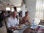 Lunch Among Dating Agencies at the 2016 P.I.D. Industry Conference in Cyprus
