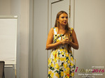 Svetlana Mukha - CEO of Diolli at the 2016 Cyprus Premium International Dating Summit and Convention