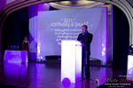 Marc Lesnick Presenting the Best Dating Software & Saas Award in Miami at the January 26, 2016 Internet Dating Industry Awards