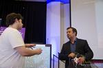 Kevin Hayes VP de Vendas de Anúncios da American Target Network sobre Opções de Propaganda em Radio e Televisão para Negócios Dating at the 13th Annual iDate Super Conference