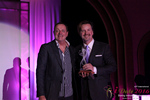 Grant Langston of Eharmony Winner of Best Marketing Campaign  at the seventh annual iDate Awards Ceremony