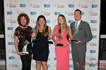 Winners of the Idate Awards  at the 2016 Miami iDate Awards Ceremony
