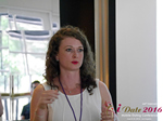 Melissa Mcdonald (Business Development at Yandex)  at the 38th iDate2016 Los Angeles