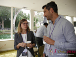 Networking  at the 2016 Internet and Mobile Dating Negócio Conference in Los Angeles