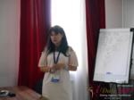 Elena Vygnanyuk at the July 19-21, 2017 Belarus P.I.D. Industry Conference