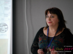 Irina Matulkova at the 49th International Romance Industry Conference in Belarus