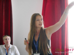 Svetlana Mukha at the July 19-21, 2017 Dating Agency Business Conference in Belarus