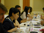 Speed Networking at the 48th iDate Premium International Dating & Dating Agency Indústria Trade Show