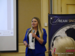 Valentina Gutarova - CEO of Ukrainian Real Brides at the 52nd Dating Agency Indústria Conference in
